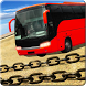 Chained bus simulator 2018:towing bus