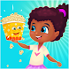 Movie fun night Popcorn Party by Ginchu Games