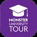 Monster University Tour by Monster Worldwide