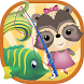 Candy Raccoon: Kids Fishing by Sylok Media by MGrup