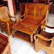 Wooden Chair dan Table Set Design Ideas by adielsoft
