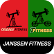 Janssen Fitness Centers by Contrapption