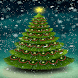 Snowy Christmas Tree LWP