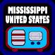 Mississippi USA Radio by Enkom Apps