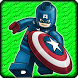 Super Hero Matching Games