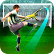 Iuvemtus Soccer Football Team: Turin Goal Shooting by Free Mobile Sport Games