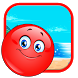 Red bounce ball jumping by smartogames