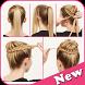 Girl Hair Style Step by Step 2018 by Murlidhar App Studio