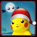 Super Pikashu Christmas World by Proofiris