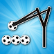 Soccer Sling Shot USA by Alpha Dog Apps
