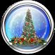 Snow Globe Christmas Tree LWP by 1473labs