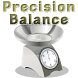 Precision digital scale by rascsoftware