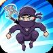 Endless Ninja Jump by Foghop