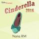 Novel Cinta Cinderella 2016 by BukuOryzaee Dev