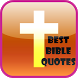 Best Bible Quotes by clair millennium apps