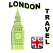 United Kingdom. City of London Sightseeing Travel by Travel arround fun with dog apps