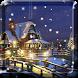 Snow Night Live Wallpaper HD by Live wallpaper HD