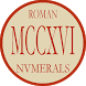 Roman Numerals by xallapps mix