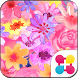 Watercolor Flowers Wallpaper by +HOME by Ateam