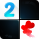 Piano Tiles 2 music Valentine by gemesapps