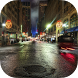 Night Street Live Wallpaper by Revenge Solution