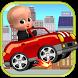 Baby Boss Car Racing Adventures by RACEGames