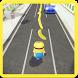 Subway Minion Banana Rush by Games365