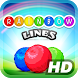 Rainbow Lines HD by Pozirk Games Inc.