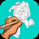 how to draw Toy Story by kidsdrawanime