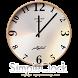 シンプルなアナログ時計ウィジェット2 by jfd