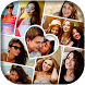 Photo Shape Collage Mixer by Selfie Photo Collage Maker
