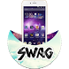 Supreme Purple Sky Launcher by Cool Wallpaper
