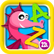 Letter Quiz: Alphabet Aquarium by 22LEARN, LLC