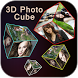 3D Photo Cube Live Wallpaper by Creative Lab Apps