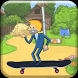 Boy Rolling City by Super World Luigi Adventure Game