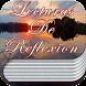 Lecturas de Reflexion: Reflexiones Hermosas by MentesBrillantes