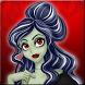 Amy Monster - Dress & Make up by Mura Studio