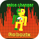 call voice change 2017 by devloperapk