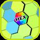 Hexagon Puzzle Block