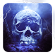 Skeleton Keyboard Theme by Echo Keyboard Theme