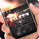 Music Keyboard for TIËSTO by Sexy Theme for Smart Phone