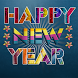 Happy new year wishes & SMS by appforfestivals