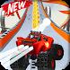 Blaze Monsters Racing car : city adventure by Ultimate Hero