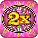 Double Slots (2x) Slot Machine by Bomzy Apps