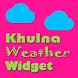 Khulna Weather Widget by Lorenzo Bandini
