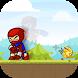 Super Ninja's World Adventure by gamesfree