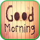 Good Morning Wish Card by Action Shield
