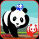 Panda Bear Games Free for Kids by lum puay yuen