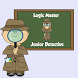 Logic Master Junior Detective by Perry Kappetein