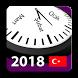 2018 Türkiye Takvimi (AdFree + Widget Versiyon) by Rhappsody Technologies